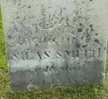 SMITH, SILAS - Berkshire County, Massachusetts | SILAS SMITH - Massachusetts Gravestone Photos