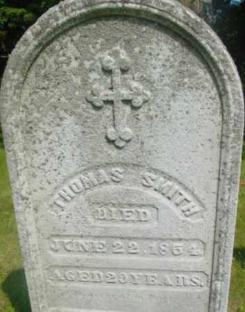 SMITH, THOMAS - Berkshire County, Massachusetts | THOMAS SMITH - Massachusetts Gravestone Photos