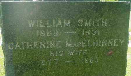 SMITH, WILLIAM - Berkshire County, Massachusetts | WILLIAM SMITH - Massachusetts Gravestone Photos
