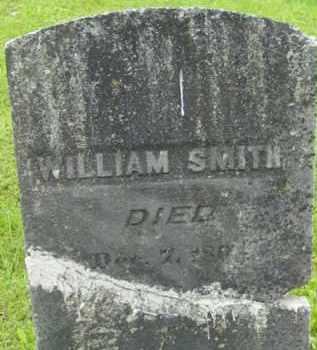 SMITH, WILLIAM - Berkshire County, Massachusetts   WILLIAM SMITH - Massachusetts Gravestone Photos
