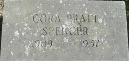 PRATT, CORA - Berkshire County, Massachusetts   CORA PRATT - Massachusetts Gravestone Photos