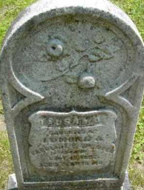 SPENCER, SUSAN D - Berkshire County, Massachusetts   SUSAN D SPENCER - Massachusetts Gravestone Photos