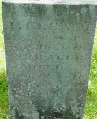 SPRAGUE, HELEN M - Berkshire County, Massachusetts | HELEN M SPRAGUE - Massachusetts Gravestone Photos