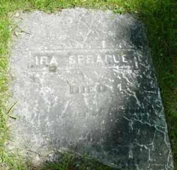 SPRAGUE (CW), IRA - Berkshire County, Massachusetts | IRA SPRAGUE (CW) - Massachusetts Gravestone Photos