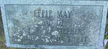 STEPHENS, EFFIE MAY - Berkshire County, Massachusetts | EFFIE MAY STEPHENS - Massachusetts Gravestone Photos