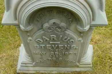 STEVENS, DARIUS - Berkshire County, Massachusetts   DARIUS STEVENS - Massachusetts Gravestone Photos