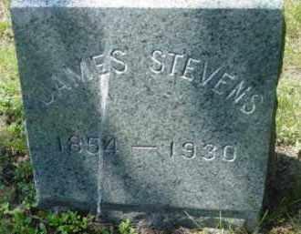 STEVENS, JAMES - Berkshire County, Massachusetts | JAMES STEVENS - Massachusetts Gravestone Photos