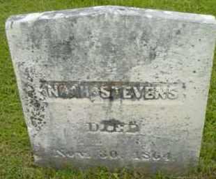 STEVENS, NOAH - Berkshire County, Massachusetts   NOAH STEVENS - Massachusetts Gravestone Photos