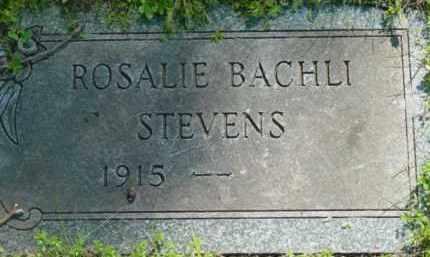 STEVENS, ROSALIE - Berkshire County, Massachusetts | ROSALIE STEVENS - Massachusetts Gravestone Photos