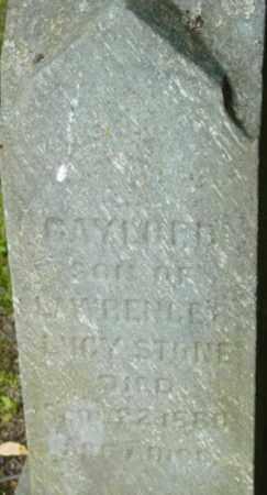 STONE, GAYLORD - Berkshire County, Massachusetts   GAYLORD STONE - Massachusetts Gravestone Photos