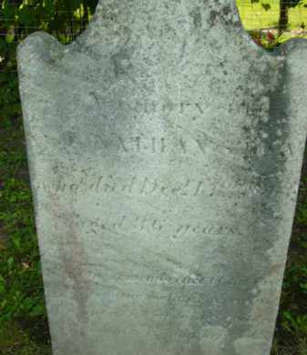 STOW, JONATHAN - Berkshire County, Massachusetts | JONATHAN STOW - Massachusetts Gravestone Photos