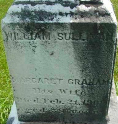 GRAHAM SULLIVAN, MARGARET - Berkshire County, Massachusetts | MARGARET GRAHAM SULLIVAN - Massachusetts Gravestone Photos