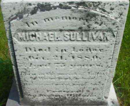 SULLIVAN, MICHAEL - Berkshire County, Massachusetts | MICHAEL SULLIVAN - Massachusetts Gravestone Photos