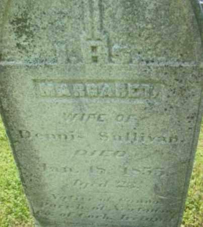 SULLIVAN, MARGARET - Berkshire County, Massachusetts | MARGARET SULLIVAN - Massachusetts Gravestone Photos