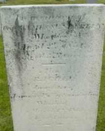 SUNDERLIN, RACHEL - Berkshire County, Massachusetts   RACHEL SUNDERLIN - Massachusetts Gravestone Photos