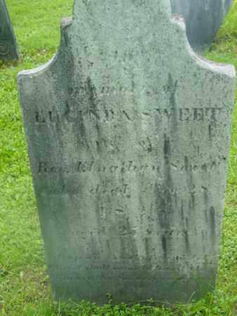 SWEET, LUCINDA - Berkshire County, Massachusetts | LUCINDA SWEET - Massachusetts Gravestone Photos
