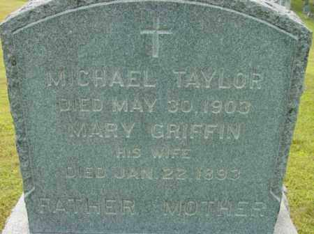 TAYLOR, MARY - Berkshire County, Massachusetts | MARY TAYLOR - Massachusetts Gravestone Photos