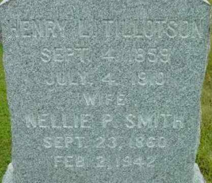 SMITH, NELLIE P - Berkshire County, Massachusetts   NELLIE P SMITH - Massachusetts Gravestone Photos