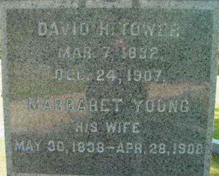 YOUNG, MARGARET - Berkshire County, Massachusetts | MARGARET YOUNG - Massachusetts Gravestone Photos