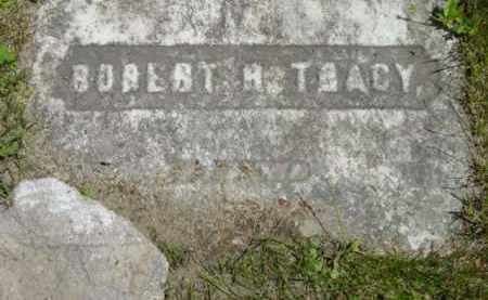 TRACY, ROBERT H - Berkshire County, Massachusetts | ROBERT H TRACY - Massachusetts Gravestone Photos