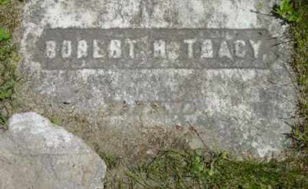 TRACY, ROBERT H - Berkshire County, Massachusetts | ROBERT H TRACY - Massachusetts Gravestone Photos