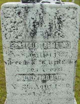 POULIN TREMBLAY, JULIE - Berkshire County, Massachusetts   JULIE POULIN TREMBLAY - Massachusetts Gravestone Photos