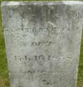 TYRREL, SAMUEL - Berkshire County, Massachusetts | SAMUEL TYRREL - Massachusetts Gravestone Photos