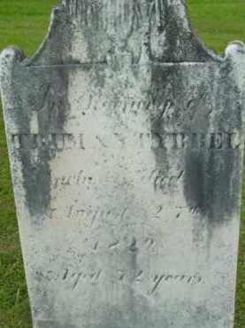 TYRREL, TRUMAN - Berkshire County, Massachusetts | TRUMAN TYRREL - Massachusetts Gravestone Photos