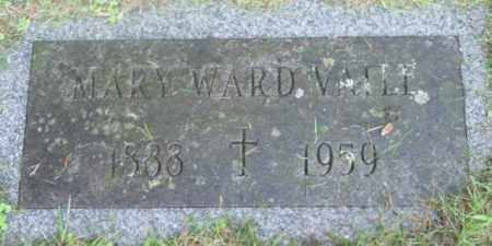 WARD, MARY - Berkshire County, Massachusetts | MARY WARD - Massachusetts Gravestone Photos