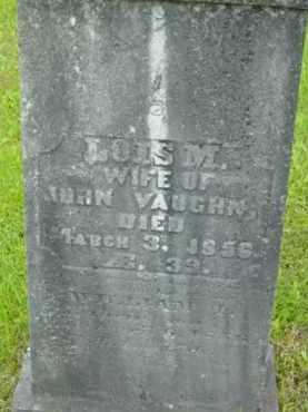 VAUGHN, WILLIAM I - Berkshire County, Massachusetts | WILLIAM I VAUGHN - Massachusetts Gravestone Photos