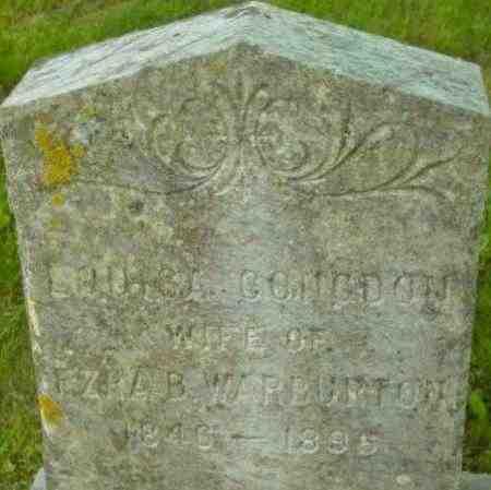CONGDON, LOUISA - Berkshire County, Massachusetts | LOUISA CONGDON - Massachusetts Gravestone Photos