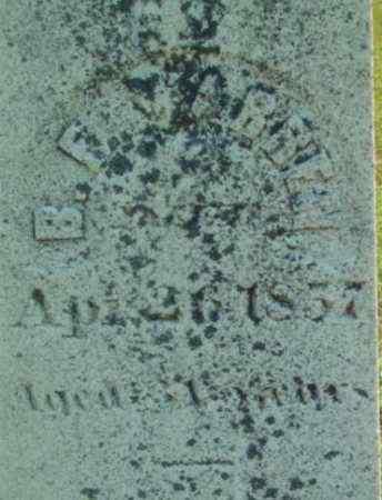WARREN, B F - Berkshire County, Massachusetts | B F WARREN - Massachusetts Gravestone Photos