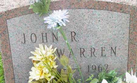 WARREN, JOHN R - Berkshire County, Massachusetts | JOHN R WARREN - Massachusetts Gravestone Photos