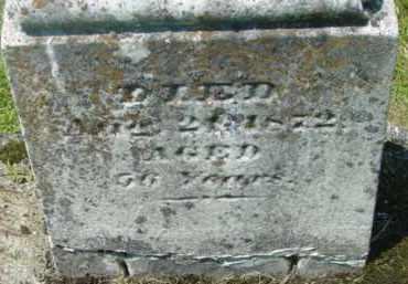 WARREN, JERUSHA R - Berkshire County, Massachusetts | JERUSHA R WARREN - Massachusetts Gravestone Photos