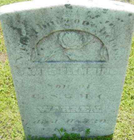 WARREN, JAMES FLEMMING - Berkshire County, Massachusetts | JAMES FLEMMING WARREN - Massachusetts Gravestone Photos