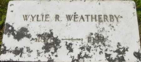 WEATHERBY, WYLIE R - Berkshire County, Massachusetts   WYLIE R WEATHERBY - Massachusetts Gravestone Photos