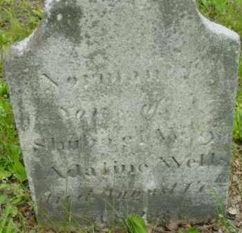 WELLS, NORMAN J - Berkshire County, Massachusetts | NORMAN J WELLS - Massachusetts Gravestone Photos