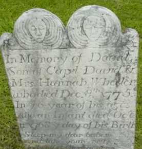 WHEELER, DAVID - Berkshire County, Massachusetts | DAVID WHEELER - Massachusetts Gravestone Photos