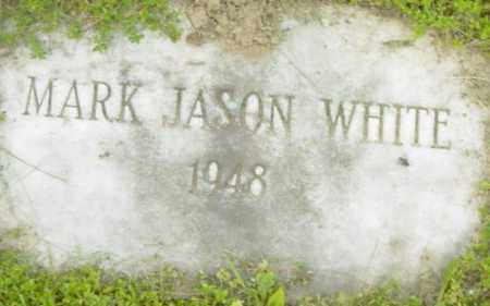 WHITE, MARK JASON - Berkshire County, Massachusetts | MARK JASON WHITE - Massachusetts Gravestone Photos