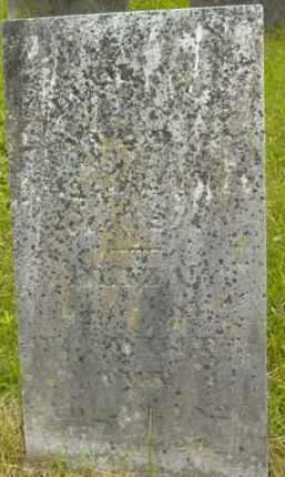 WHITE, ELIZA - Berkshire County, Massachusetts | ELIZA WHITE - Massachusetts Gravestone Photos