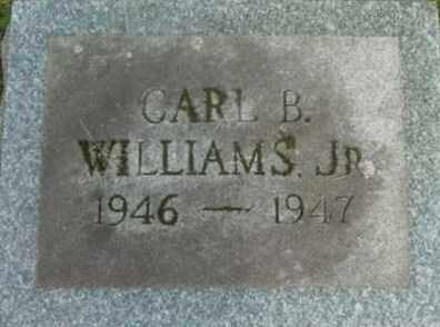 WILLIAMS, CARL B - Berkshire County, Massachusetts | CARL B WILLIAMS - Massachusetts Gravestone Photos