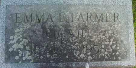 WILLIAMS, EMMA F - Berkshire County, Massachusetts | EMMA F WILLIAMS - Massachusetts Gravestone Photos