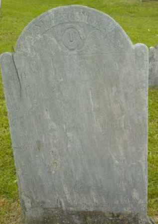 WILLIAMS, HANNAH - Berkshire County, Massachusetts   HANNAH WILLIAMS - Massachusetts Gravestone Photos
