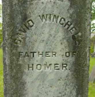 WINCHELL, DAVID - Berkshire County, Massachusetts | DAVID WINCHELL - Massachusetts Gravestone Photos