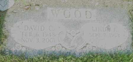 WOOD, LINDA A - Berkshire County, Massachusetts | LINDA A WOOD - Massachusetts Gravestone Photos