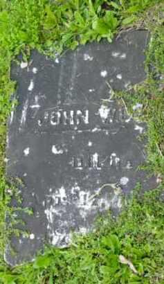 WOOD, JOHN - Berkshire County, Massachusetts | JOHN WOOD - Massachusetts Gravestone Photos