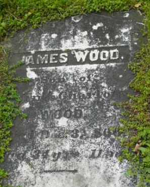 WOOD, JAMES - Berkshire County, Massachusetts | JAMES WOOD - Massachusetts Gravestone Photos