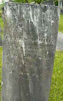 WOOD, TITUS - Berkshire County, Massachusetts | TITUS WOOD - Massachusetts Gravestone Photos