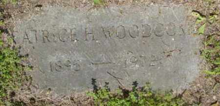WOODCOME, BEATRICE H - Berkshire County, Massachusetts | BEATRICE H WOODCOME - Massachusetts Gravestone Photos