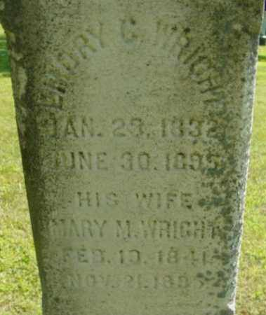 DAVIS, MARY M - Berkshire County, Massachusetts | MARY M DAVIS - Massachusetts Gravestone Photos